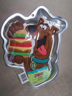 Wilton Cake Pan   Scooby Doo