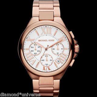 Michael Kors MK5757 Camille Chronograph Bracelet Watch