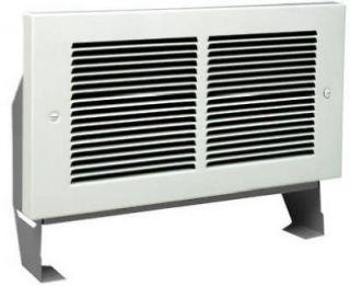 Cadet Register Plus Multi Watt White In Wall Fan Heater