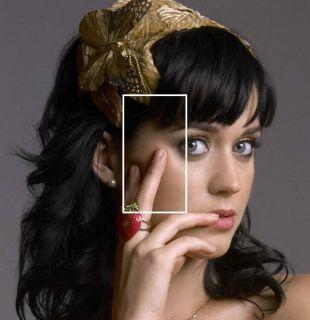 Katy Perry Light Switch Sticker. Fits Standard UK Single Switch Girls
