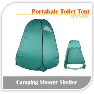 Portable Camping Toilet Shower Tent Changing Room Privacy Shelter
