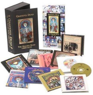 GRATEFUL DEAD   THE GOLDEN ROAD (1965 1973) [BOX]   NEW CD BOXSET