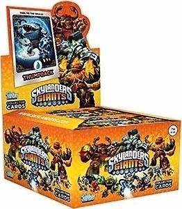 NEW Skylanders GIANTS Trading Cards x2