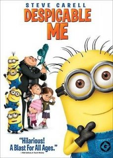 Despicable Me [DVD New]