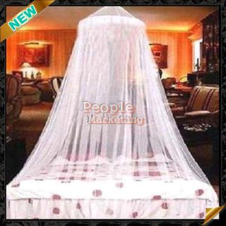 Fly Graceful Elegant Bed Canopy Netting Curtain Dome Mosquito Net