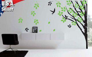 Wall Art Decor Removable Vinyl Decal Sticker Nursery Kid Butterflies