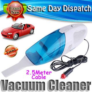 Dry Hand Held Portable In Car Van Truck Dust Vacuum Cleaner Hoover