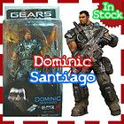 GEARS WAR ANTHONY CARMINE ACTION FIGURE NECA VHTF MISB PLAYER SELECT