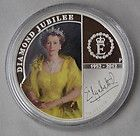 2012 Queen Elizabeth Diamond Jubilee Canada Commemorative Coin