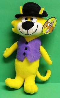 Hanna Barbera Top Cat Cloth Figure 1995