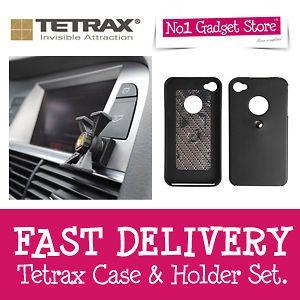 Tetrax XCASE & XWAY KIT   Magnetic Car Dash Mount for Garmin TomTom