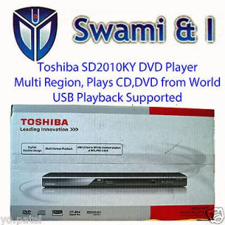 Multi Region DVD Player, Play CDs / DVDs, Play DISC from World