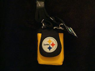 Steelers,New Purse Plus Touch , Football , NFL cell phone holder