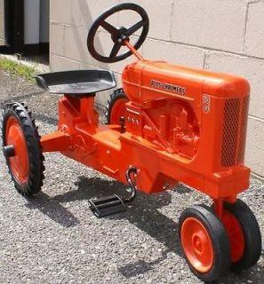 Allis Chalmers WD 45 Pedal Tractor NIB