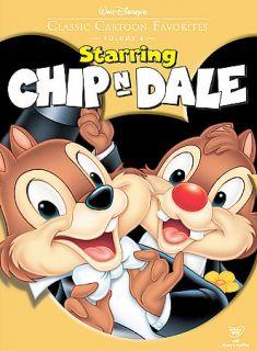 Walt Disneys Classic Cartoon Favorites Starring Chip n Dale (DVD