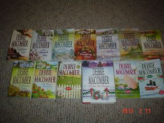 Debbie Macomber Lot (13) PB ~ Cedar Cove ~ 16 Lighthouse Rd ~ Home In Seattle