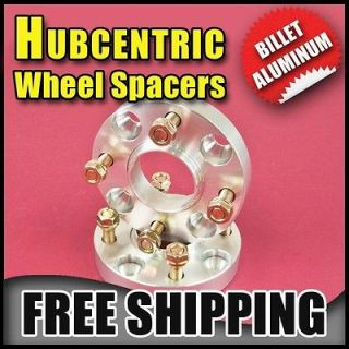 25 hub centric wheel spacers