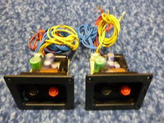Cerwin Vega LS 10 Pair of Crossovers, excellent condition