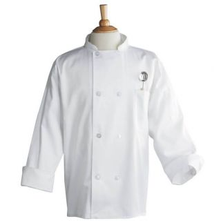 chef coats in Uniforms & Work Clothing