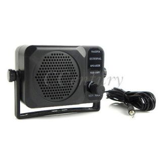 CB Radio Communication Mini External Speaker for Kenwood Motorola ICOM