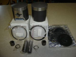 Arctic cat snowmobile ZR700 & Wildcat top end piston kit