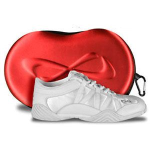 Nfinity EVOLUTION cheerleading shoeS NWT in RED box