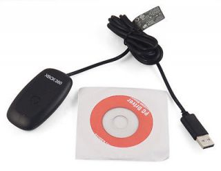 Newly listed NEW XBOX 360 PC Wireless USB Gaming Reciever Adaptor