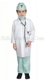 Deluxe Doctor Child Costume