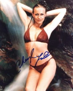 CHERYL LADD Bikini Clad Beauty   SIGNED