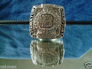 Newly listed 2011 BOSTON BRUINS STANLEY CUP CHAMPIONSHIP FAN RING