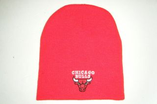 Chicago Bulls vintage authentic beanie / toque new with tags