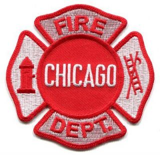 Newly listed ILLINOIS   CHICAGO FIRE RESCUE DEPT   FIREFIGHTER   EMS