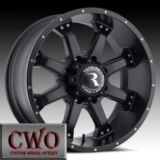 Raceline Assault Wheels 8x165.1 8 Lug Chevy GMC 2500HD Dodge Ram 2500