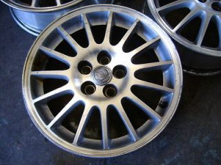 04 05 06 Chrysler Sebring 16 alloy wheel rim 5x100 15 spokes
