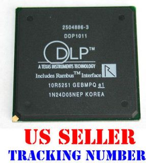 2504886 3 DDP1011 DLP IC CHIP FOR TOSHIBA DMD BOARD 2973030702 LV 682