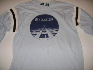 BLUE OYSTER CULT  3/4 Sleeve V Neck Jersey (M)