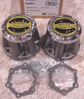 4WD Manual Locking Hubs Geo Chevy Tracker Suzuki Samurai Sidekick