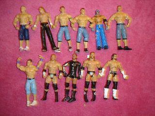 MATTEL BASIC FLEXFORCE WWE WRESTLING ACTION FIGURE SERIES TOYS LEGEND