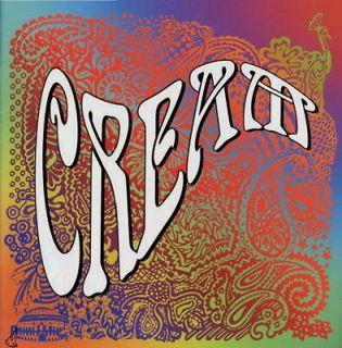 ERIC CLAPTON / CREAM 2005 MADISON SQUARE GARDEN CONCERT PROGRAM