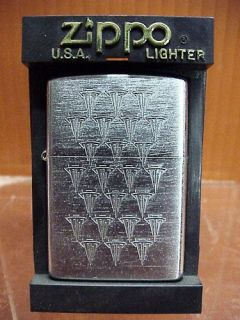 Engraved BIKER TRASH ZIPPO lighter