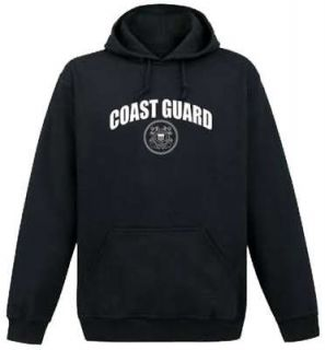 United States Coast Guard USCG Hoodie Hooded Sweatshirt