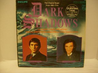 DARK SHADOWS TV Soundtrack Robert Cobert Jonathan Frid, David Selby