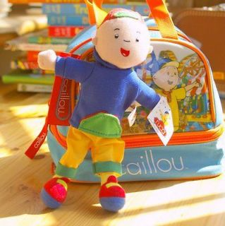 Tree House Caillou doll with clothes 23cm Child kid love Caillou toy