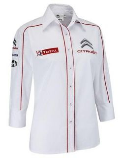 Newly listed SALE PRICE! CITROEN DS3 RACING RALLY FEMALE LADIES SHIRT