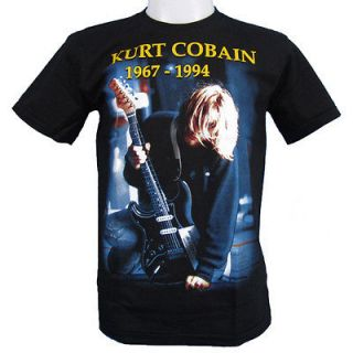KURT COBAIN NIRVANA T Shirt s92 New Size S M L XL