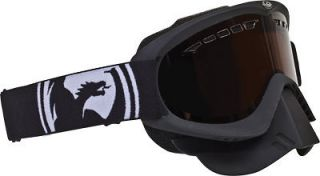 DRAGON MDX Snow Goggles Coal w/Jet Polarized Lens, 722 1377