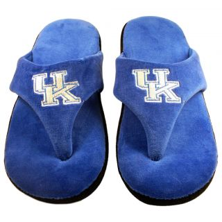 Kentucky Wildcats Flip Flop Comfy Feet Slippers