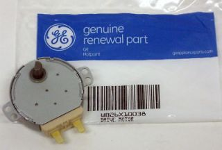 WB26X10038 Genuine GE Microwave Synchronous Turntable Motor
