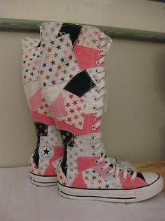 knee high converse in Clothing, Shoes & Accessories