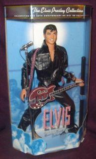 elvis presley collection dolls